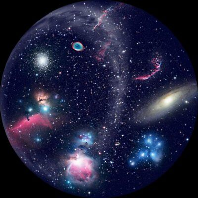 HOMESTAR Home Planetarium Additional DISK [Galaxy, nebula, cluster Version] F/S