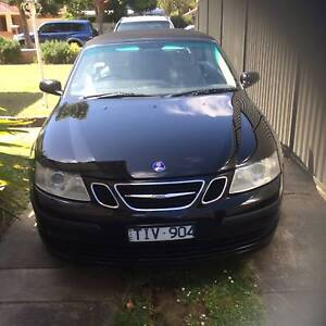 Saab 2005 9-3 convertible Thornbury Darebin Area Preview