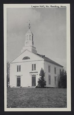 For sale Legion Hall No. Reading Massachusetts MA postcard