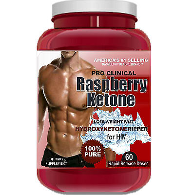 Raspberry Ketone Best  1 Hydroxyketone Fat Weight Loss Pure Diet 1200Mg 60 Doses