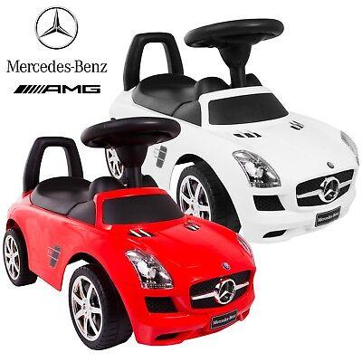 Big Bobby Car Slk Mercedes Benz Rutschauto Bobbycar Flüster Kinderfahrzeuge Spielzeug