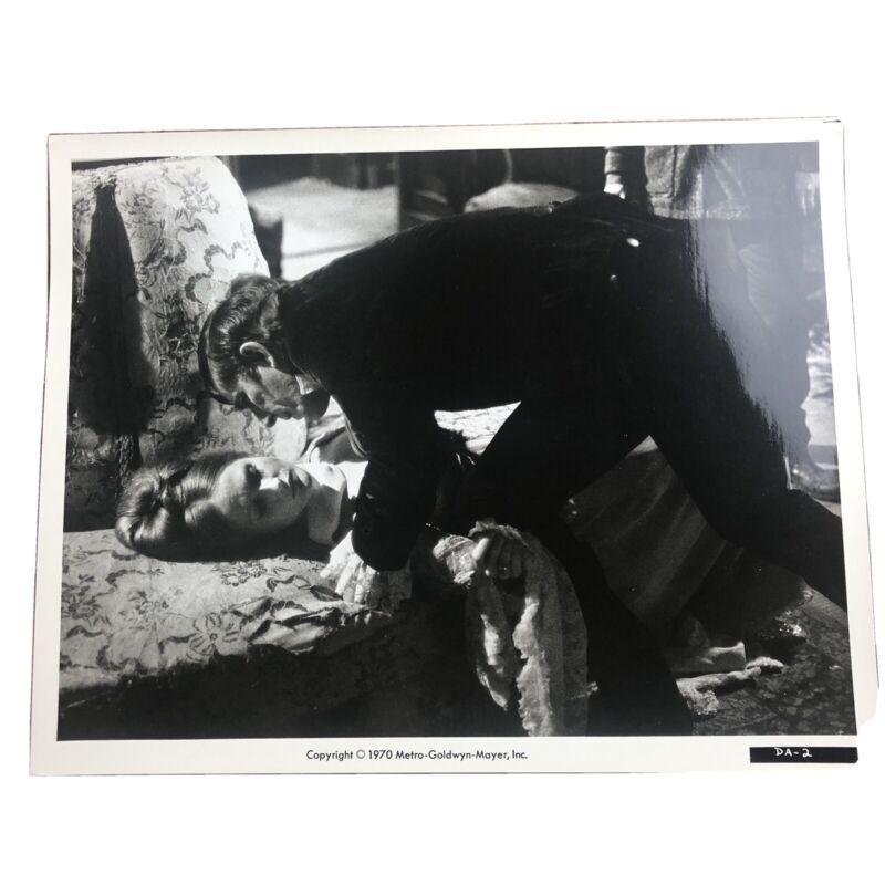 House of Dark Shadows - VINTAGE VAMPIRE MOVIE STILL 8 X 10 B/W - 1970 HORROR