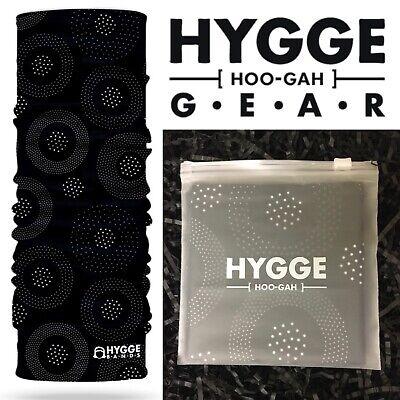 HYGGE Band HeadBand ZODIAC Face Covering Mask Patterned Head Scarf Bandana Gym