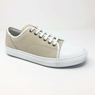 G/Fore + Peter Millar Captoe Disruptor Leather Golf Shoe White Mens Size 11.5