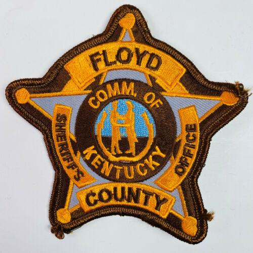 Floyd County Sheriff Kentucky KY Patch (A4)