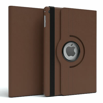 Für Apple iPad Mini 1 Mini 2 Mini 3 Schutzhülle Tablet Tasche 360° Case Braun ()