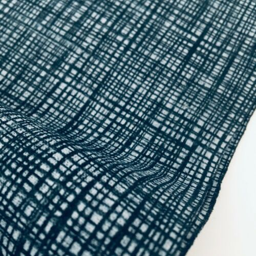 Spider Web Cotton Bolt By Yard Japanese Yukata Kimono Fabric High Quality BC69