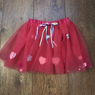 AGE 3-6 YEARS NEXT HOOLA/TUTU FANCY DRESS PARTY/HOLIDAY/SCHOOL/WITCH/XMAS/TOWIE - Hoola Girl Costume