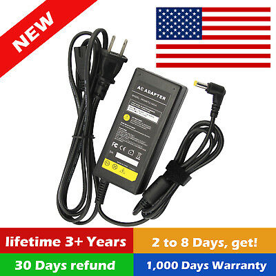 Acer Aspire E15 Laptop Charger Adapter Power Supply + LEAD POWER CORD ()