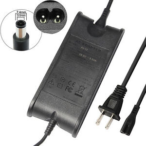 AC Power Adapter Charger for Dell Vostro 1440 1520 1540 3550 3500 3560 3700 3750