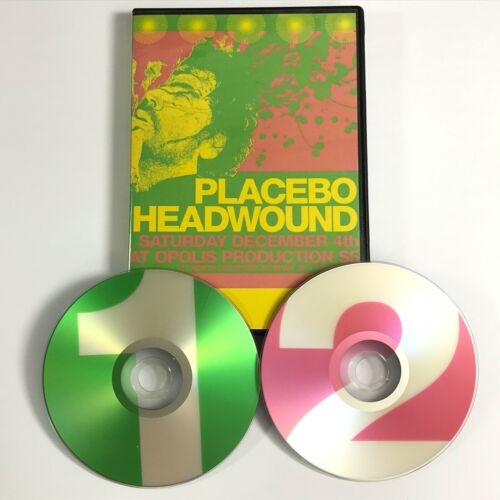 Placebo Headwound Wayne Coyne Flaming Lips Book Release Festival DVD Dec.4, 2004