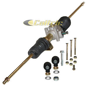 RACK and PINION w/TIE ROD ENDS Fits POLARIS RZR 800 EFI 2008-2014