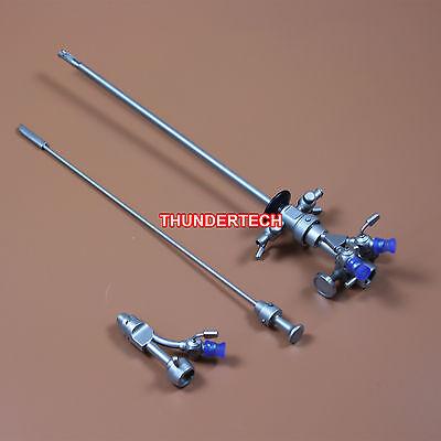 New Urethroscope Cystoscope Working Element Sheath Connector Fr 19.5 Fit Storz