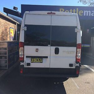 2011 Fiat Other Van/Minivan(long rego) Ermington Parramatta Area Preview