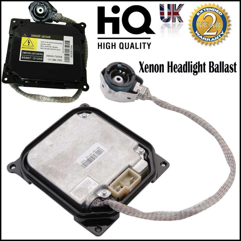 OEM Xenon HID Headlight Ballast Control Module Unit for Lexus Toyota D4S D4R D2S