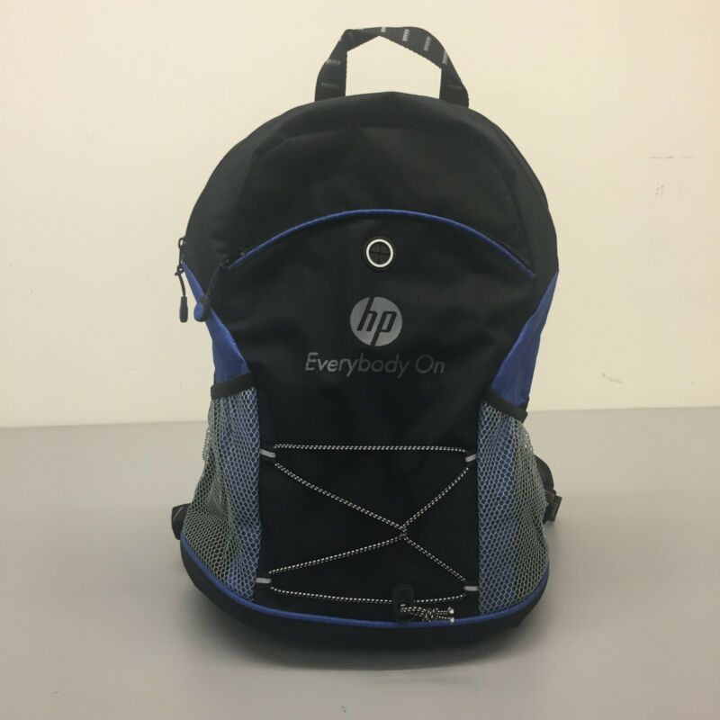"HP Backpack Bookbag 14"" x 10"""