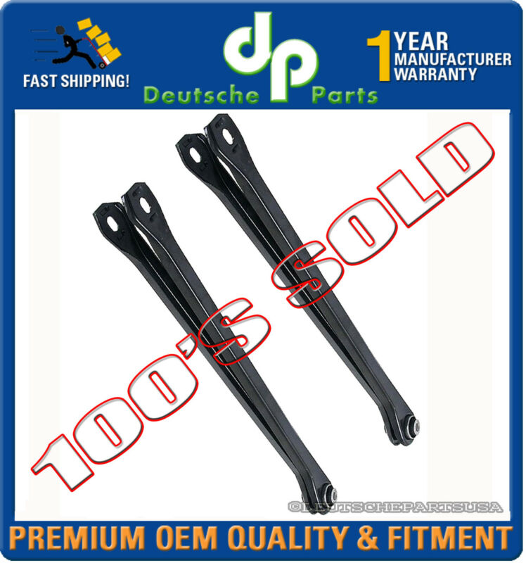 REAR AXLE CONTROL ARM ARMS LINK 2 x 33321092237 for BMW E36 E46 Z3 Z4 L+R SET 2