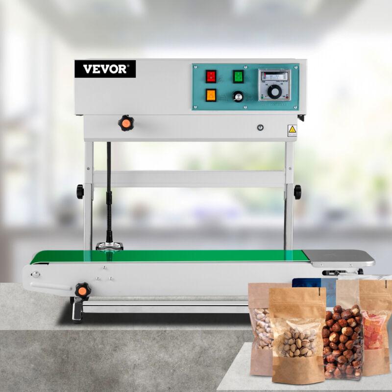 FR900 Automatic Sealing Machine Vertical/Horizontal Continuous Bag Band Sealer