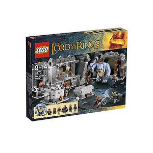 LEGO 9473 DIE MINEN VON MORIA The Lord of the Rings NEU*OVP*MISP Herr der Ringe