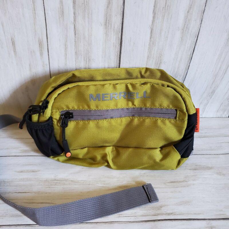 Merrell Hudson Small Green Fanny Pack Waist Bag NWOT