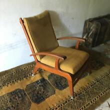 Cheap midcentury arm chair must go this weekend Woollahra Eastern Suburbs Preview