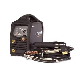 Unimig Razorweld 160 AMP PFC DC TIG / MMA Inverter Welder