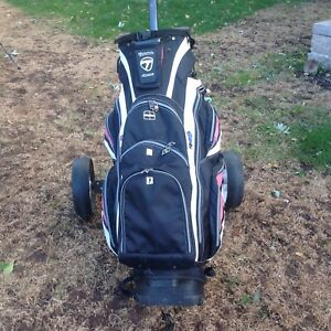 Taylor Made golf bag /cart