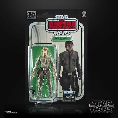Star Wars Black Series 40th Anniversary Wave 1: Bespin Luke Skywalker Episode 5