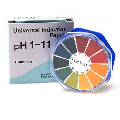 Universal Application Litmus Ph Test Paper Indicator Strip Ph 1-11 Water Tester