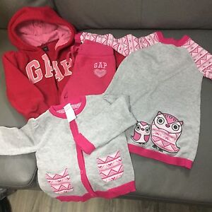 Girl's 18 mnth Clothing
