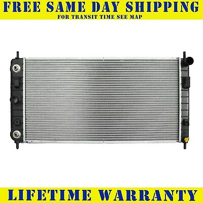 Radiator For Chevy Pontiac Saturn Fits Aura G6 Malibu 2.4 3.6 L4 V6 2864