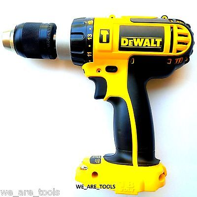 """New Dewalt DCD775 18V Cordless Battery 1/2"""" Hammer Drill 18 Volt Hammerdrill on Rummage"""