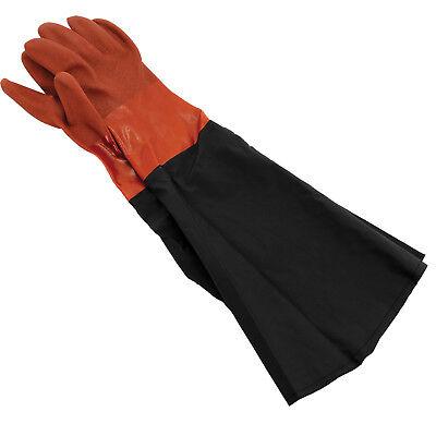 Blast Gloves for Sandblasting Sandblaster Sandblasting Gloves Heavy Duty