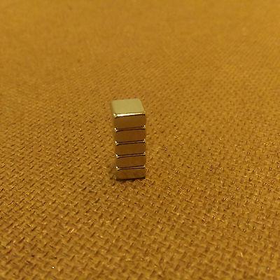 5 N45 Neodymium 14 X 14 X 18 Inches Blockbar Magnet.