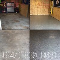 CITYWIDE EPOXY COATING ON ALL YOUR CONCRETE SURFACES!