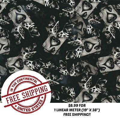 Hydrographic Water Transfer Hydro Dipping Film Hydro Dip Ace Of Spades 1m