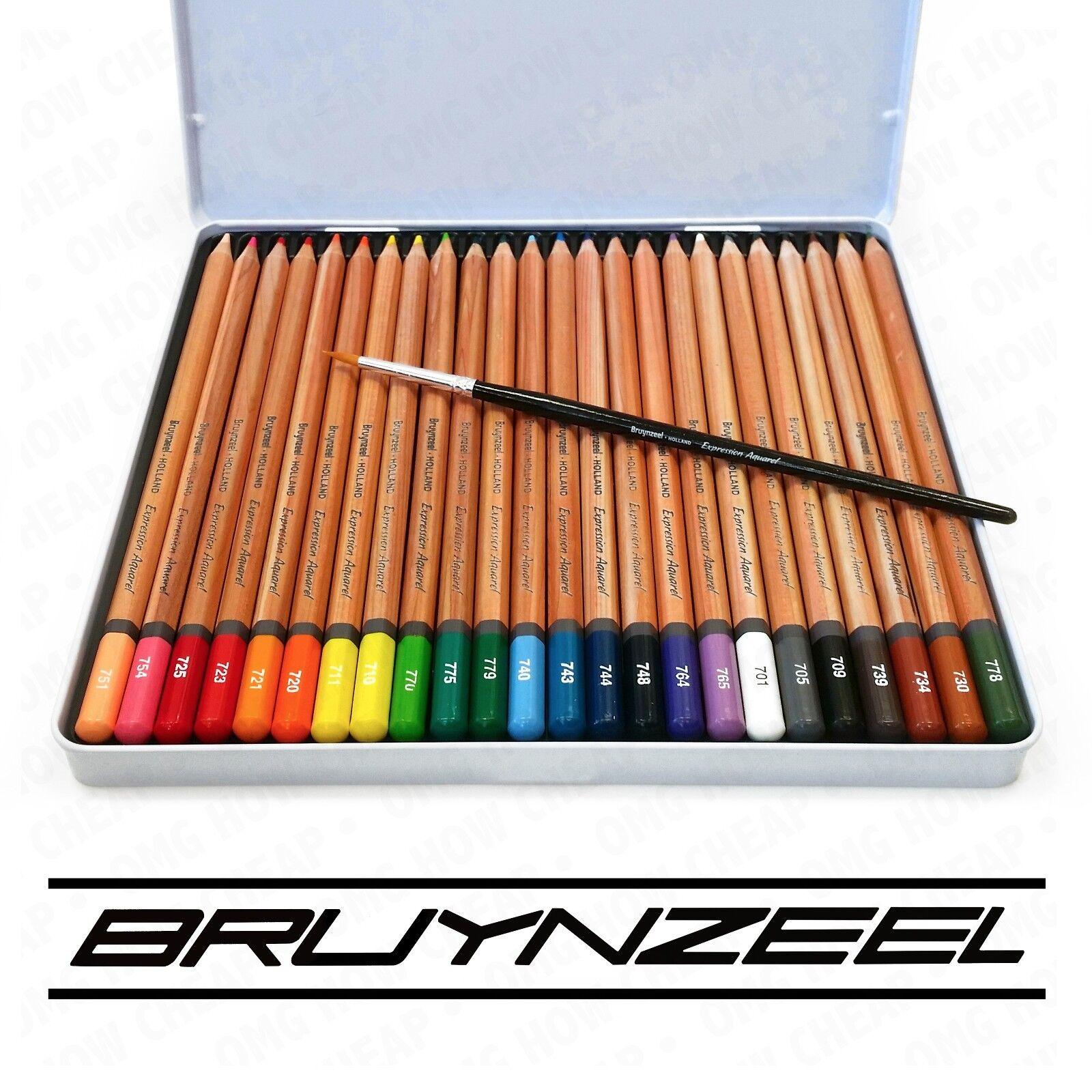 expression aquarel tin of 36 artist watercolour
