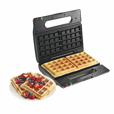 Proctor-Silex Dual, 2-Slice Non-Stick Belgian-Flip Waffle Maker 26060Y Was: $39.99 Now: $18.99 and Free Shipping.