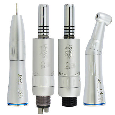Nsk Wh Dental Inner Water Low Speed Contra Angle Air Motor Straight Handpiece