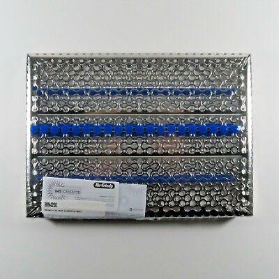 Large Infinity Series 20 Instruments Cassette Blue IMN4208  HU FRIEDY