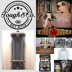 Lecka Canine Total Health - Canadian BULLY MAX & MORE.......