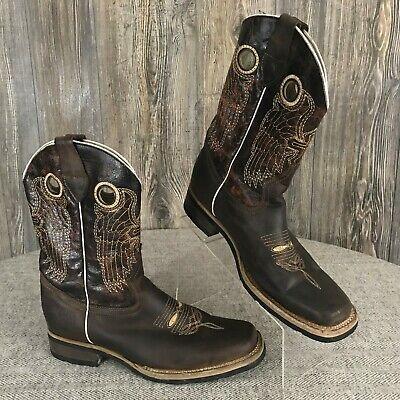 70b8c64d50a Western - Cowboy Boots Sz - Trainers4Me