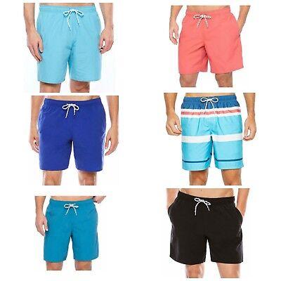 St. John's Bay Men's Trunks S, XL or 2XL Swim Trunk 8