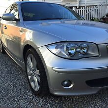 2005 BMW 120i E87 Silver 6 speed Auto Greenslopes Brisbane South West Preview