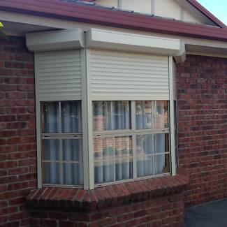 ADELAIDE A1 ROLLER SHUTTERS*- SALES- SUPPLY-INSTALL - REPAIRS!