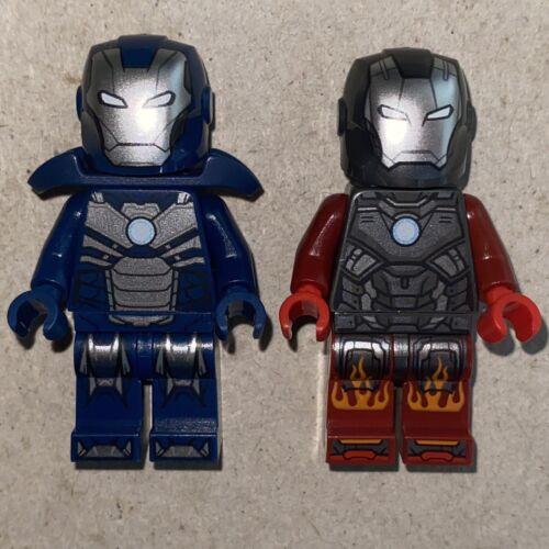 minifigs-Super Heroes-sh655-Tazer 76166 LEGO ®