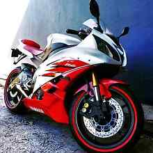 Immaculate  Yamaha R6 Crows Nest North Sydney Area Preview