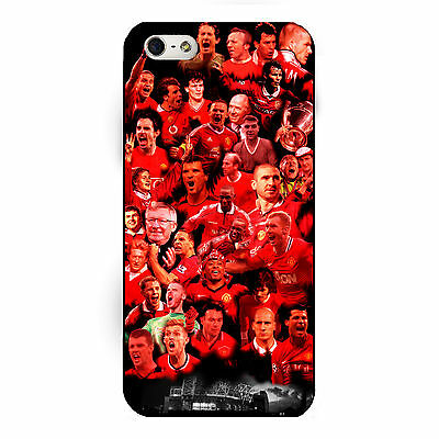 manchester united galaxy phone case cover iphone 5s 5c 6 6s samsung cantona (Best Samsung Galaxy S5 Phone Cases)