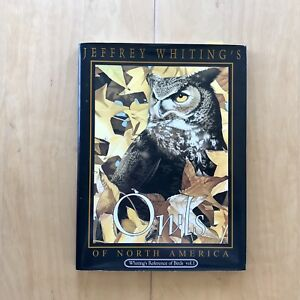 Owls of North America / nature art reference