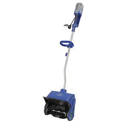 Snow Joe iON 40-Volt 4.0-Ah 13 Inch Cordless/ Corded Electric Hybrid Snow Shovel